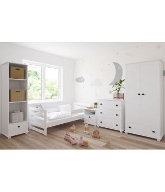 Łóżko piętrowe DOMEK bez szuflady
