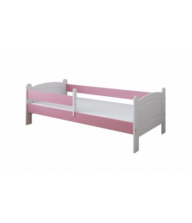 Łóżko piętrowe DOMEK z szufladą