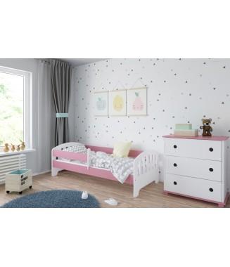 Łóżko piętrowe STARS bez szuflady