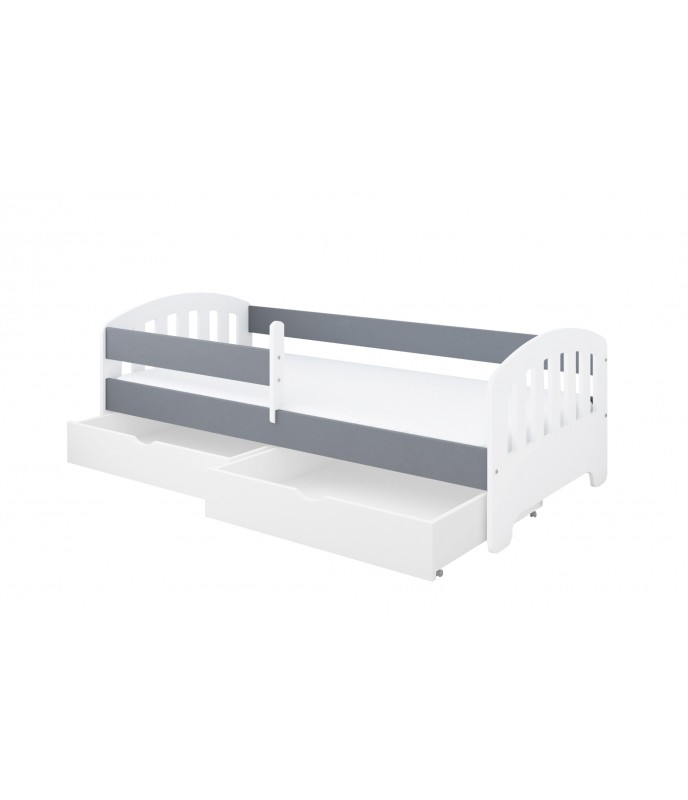 Łóżko BELLA z trzema szufladami