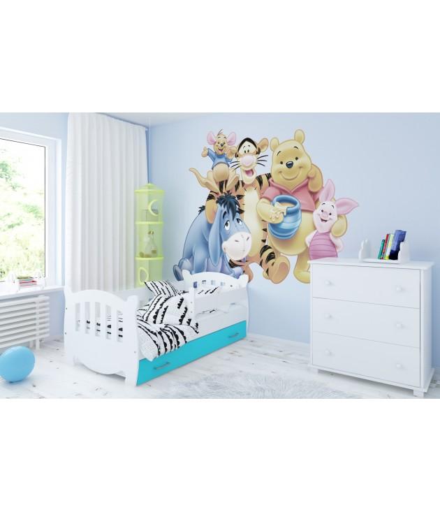 Łóżko Leon bez szuflady